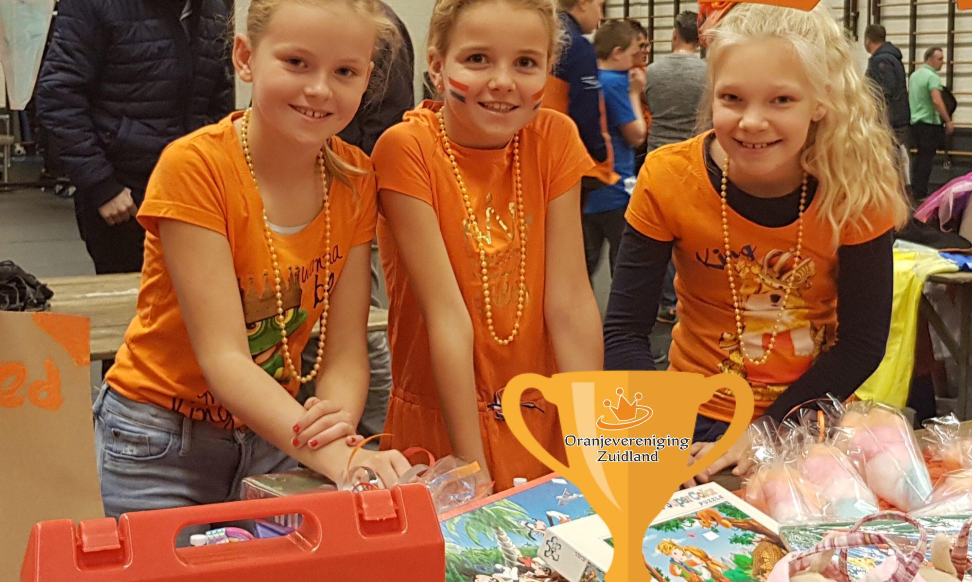 Oranjevereniging Zuidland
